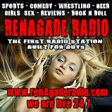 Renagade Radio reaching over 20 million followers and GROWING